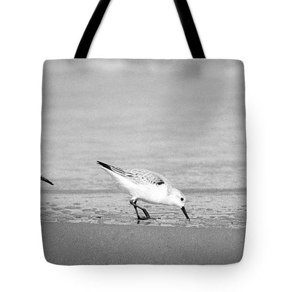 Three Hungry Little Guys Tote Bag