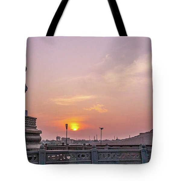 Three In One Tote Bag