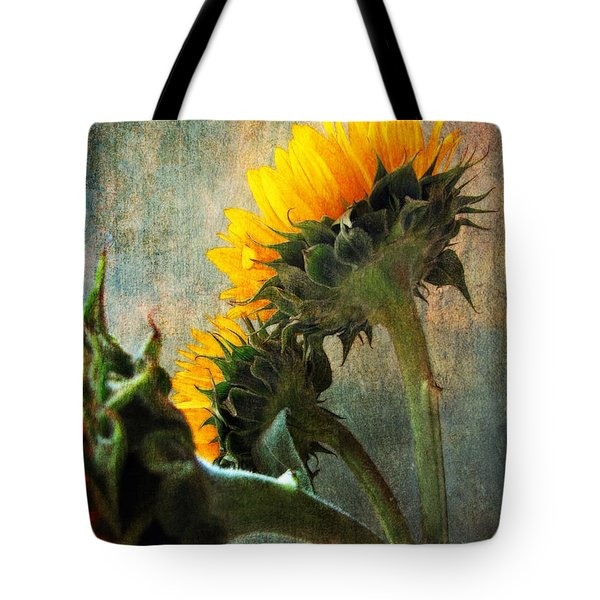 Tote Bag featuring the photograph Three by John Rivera