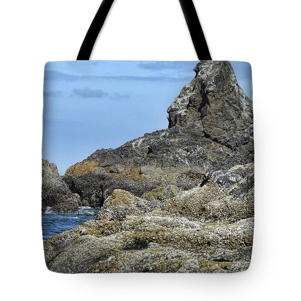 Tote Bag featuring the photograph Three Little Birds by Peggy Hughes