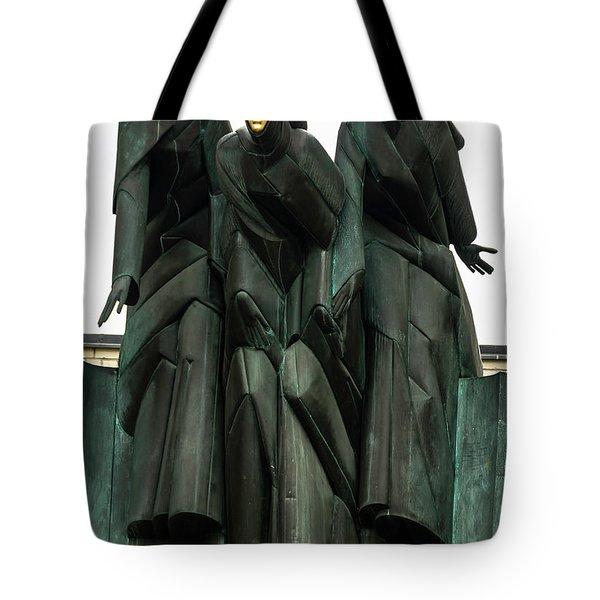 Three Muses Tote Bag