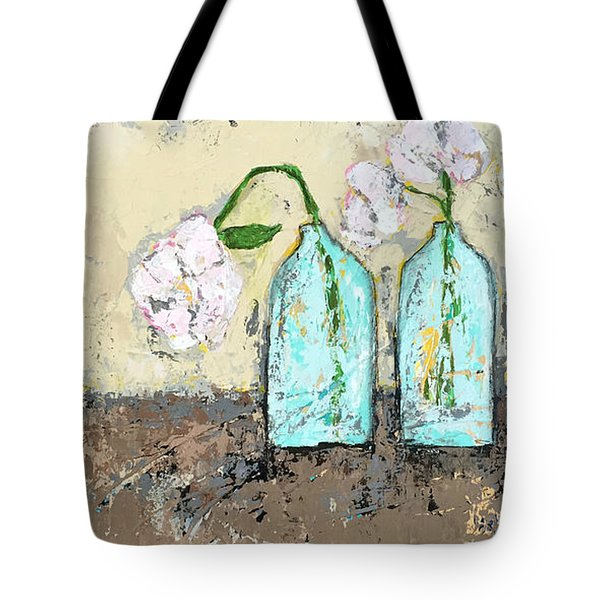 Three Of A Kind Tote Bag