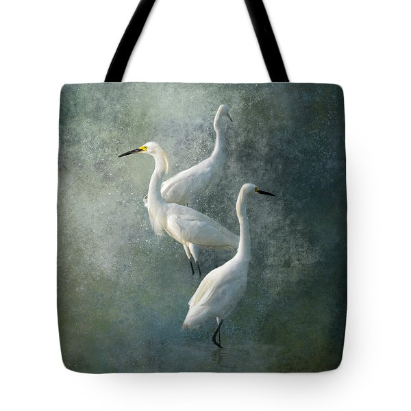 Three Of A Kind Tote Bag