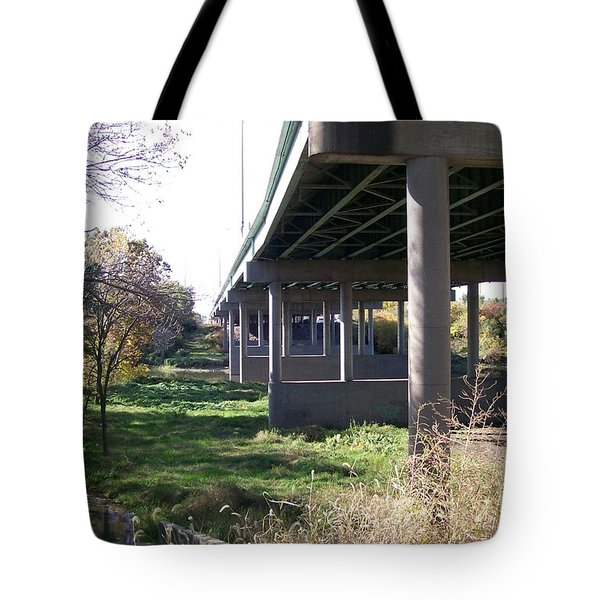 Three Pathways Tote Bag
