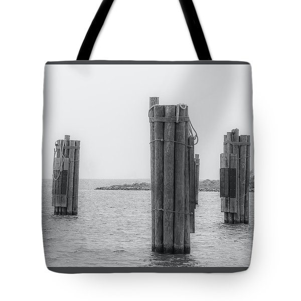 Three Pillars Tote Bag