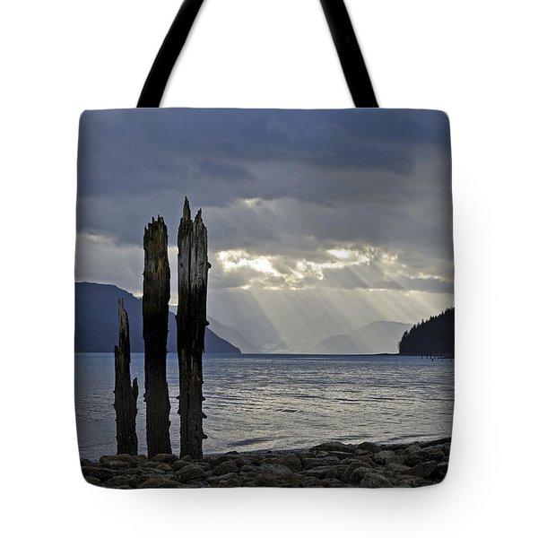Three Remain Tote Bag
