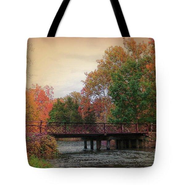 Three Rivers Michigan Tote Bag