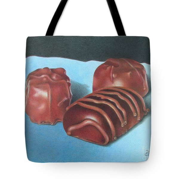 Three Sirens Tote Bag by Pamela Clements