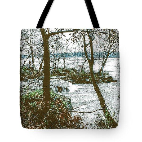 Three Sisters Island Tote Bag