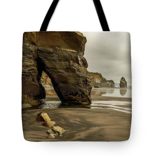 Three Sisters Tote Bag by Werner Padarin