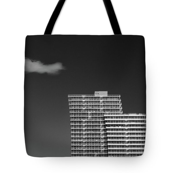 Three Steps To Heaven Tote Bag by Dave Bowman