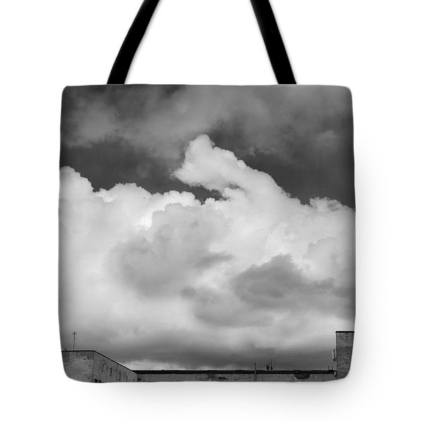 Three Windows Tote Bag