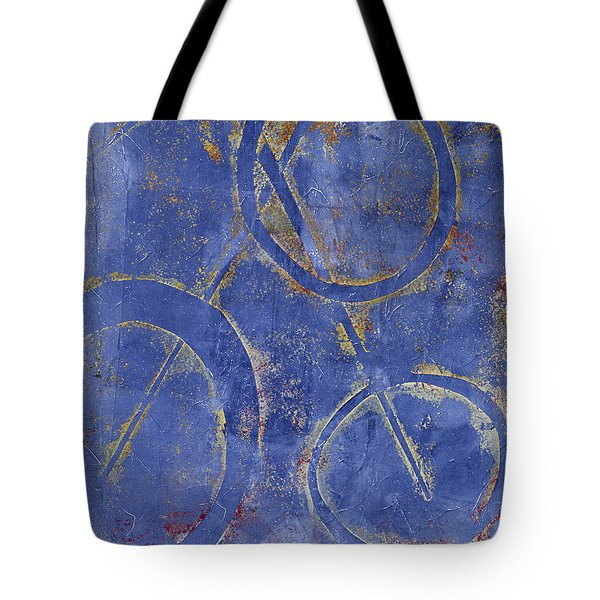 Three Worlds 2 Tote Bag