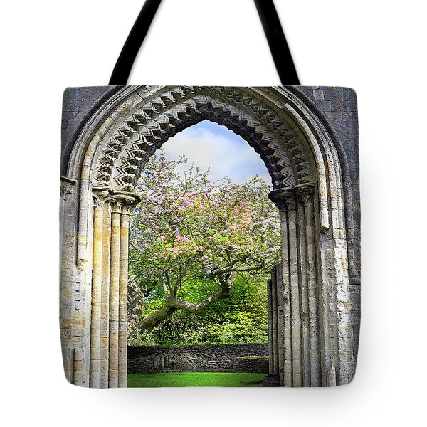 Threshold Of Avalon Tote Bag