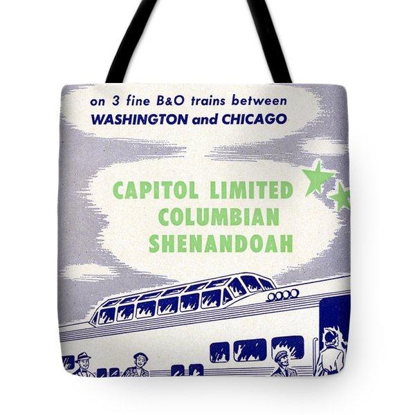 Thrilling Strata-dome Cars Tote Bag
