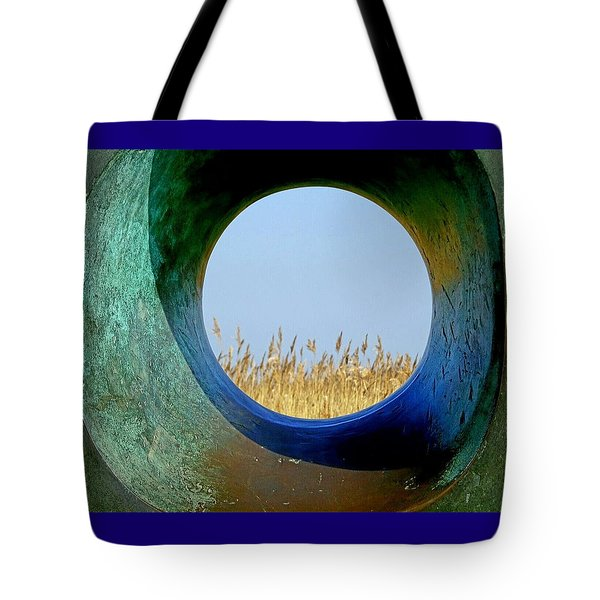 Through And Beyond Tote Bag