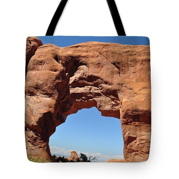 Through II Tote Bag