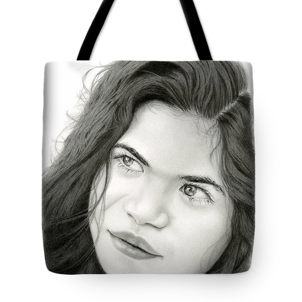 Through Juliet's Eyes Tote Bag