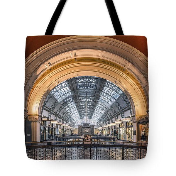 Through The Archway Tote Bag
