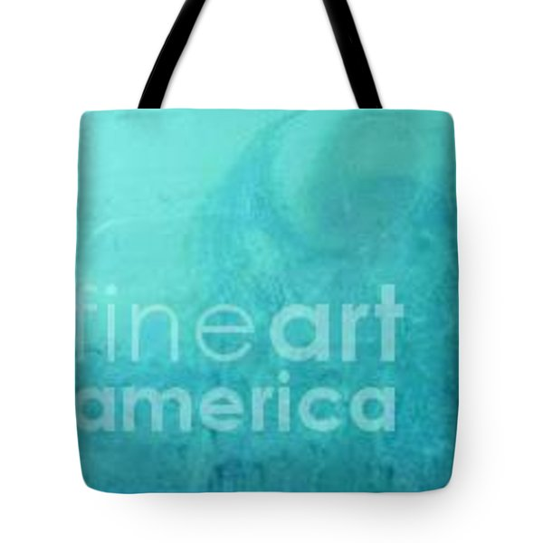 Through The Door Of Christ Consciousness Tote Bag by Talisa Hartley