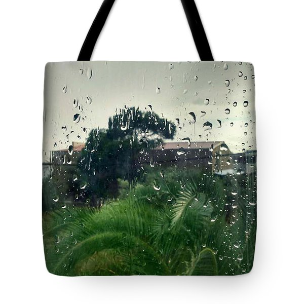 Through The Looking Glass Tote Bag by Persephone Artworks