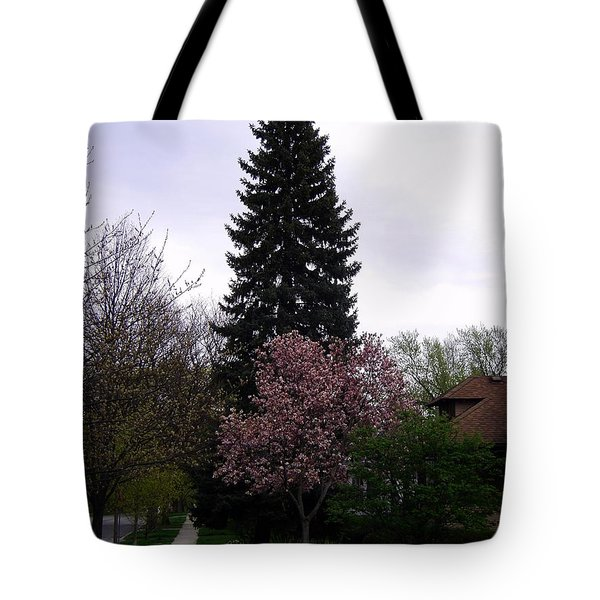 Through The Seasons And The Years Tote Bag