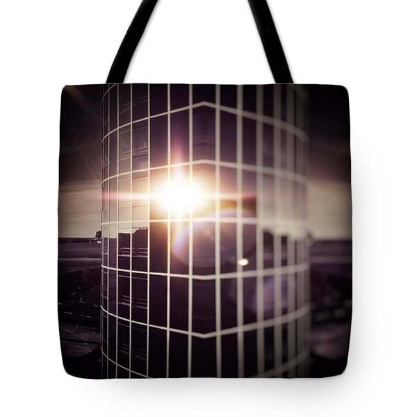 Through The Windows Tote Bag