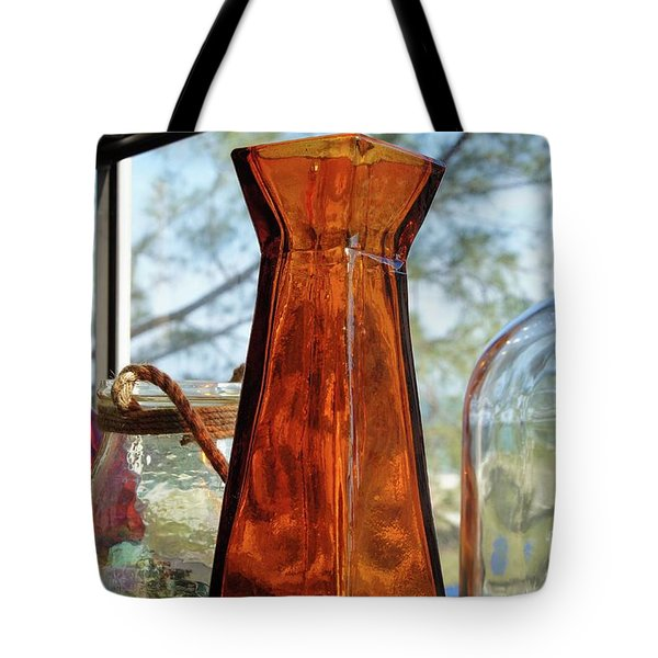 Thru The Looking Glass 1 Tote Bag by Megan Cohen