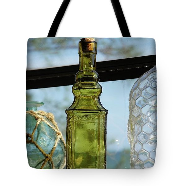 Thru The Looking Glass 3 Tote Bag