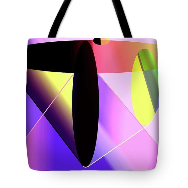 Thrust Tote Bag by Helmut Rottler