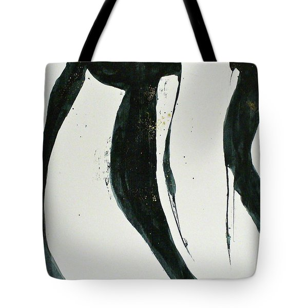 Thrust Tote Bag by Mary Sullivan