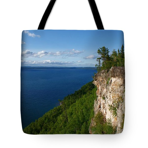 Thunder Bay Lookout Tote Bag
