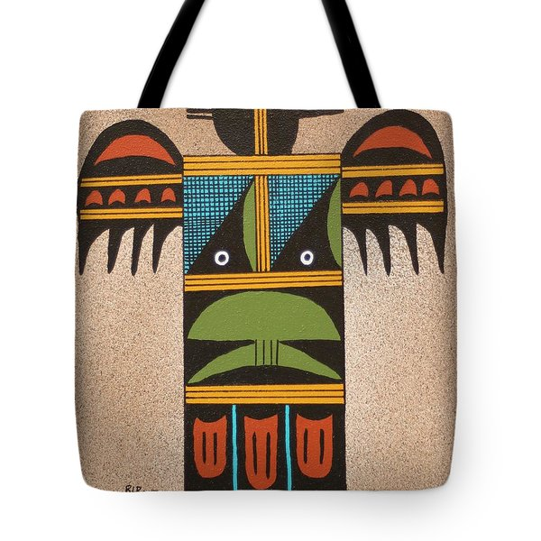 Thunder Bird #2 Tote Bag