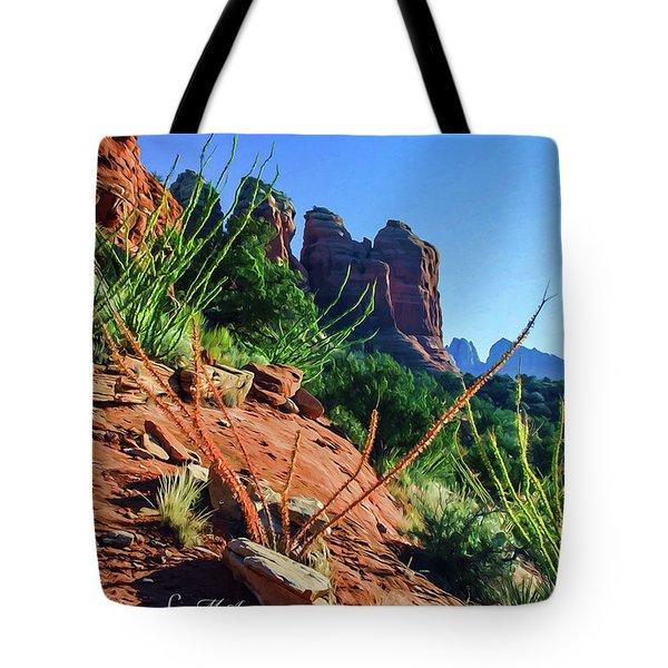 Thunder Mountain 07-006 Tote Bag