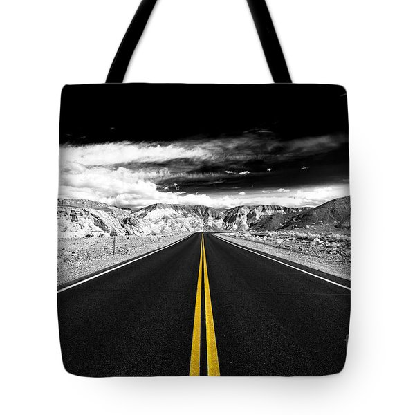 Thunder Road Fusion Tote Bag