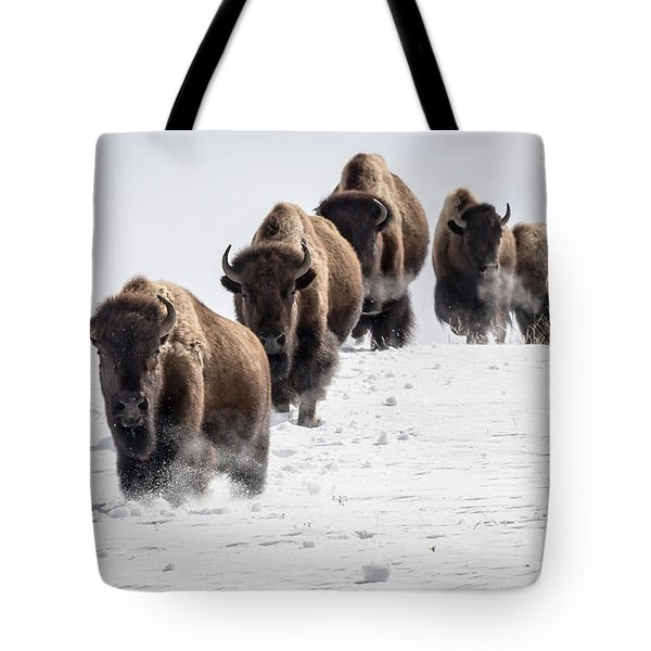 Thunderbeast Tote Bag by Jack Bell