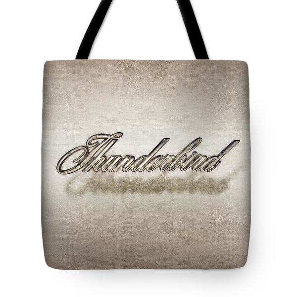 Thunderbird Badge Tote Bag