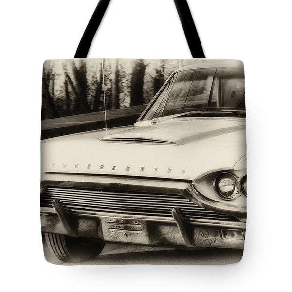 Thunderbird Dreams Tote Bag by Bill Cannon
