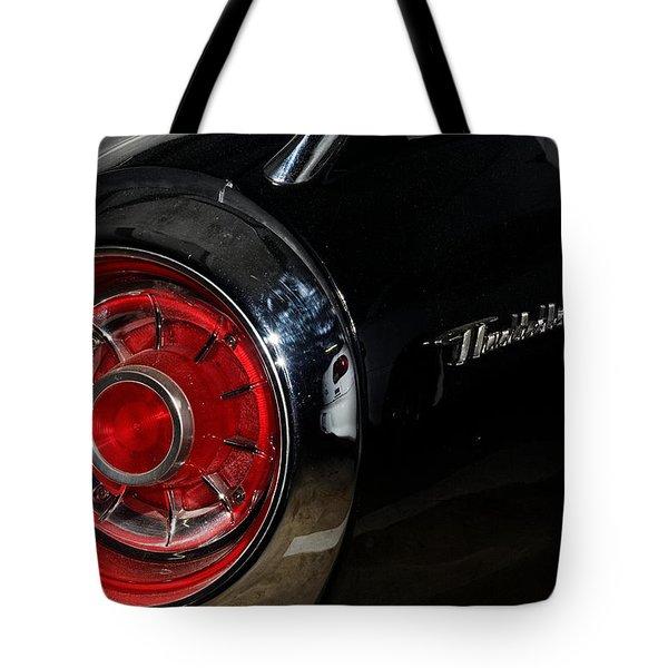 Thunderbird Tote Bag by Julie Niemela