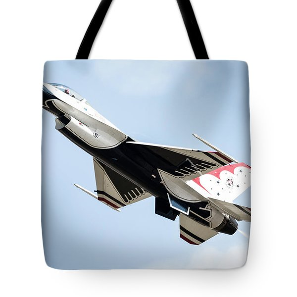 Thunderbird Tote Bag by Lawrence Burry