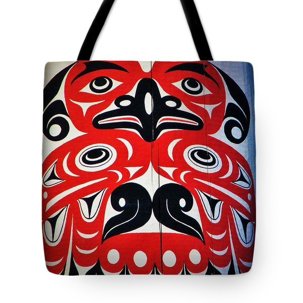Thunderbird  Tote Bag by Martin Cline