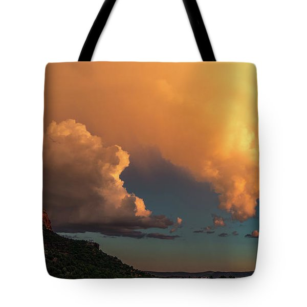 Thunderhead In Sedona Tote Bag