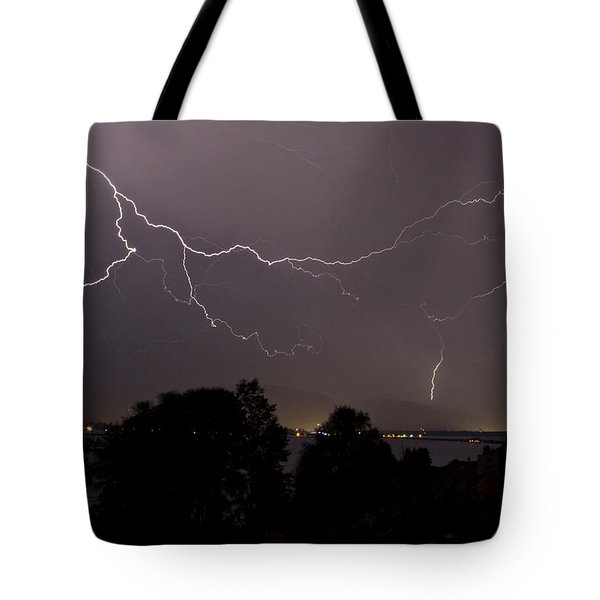 Thunderstorm II Tote Bag