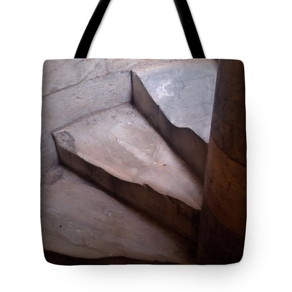 Thy Weary Way Tote Bag