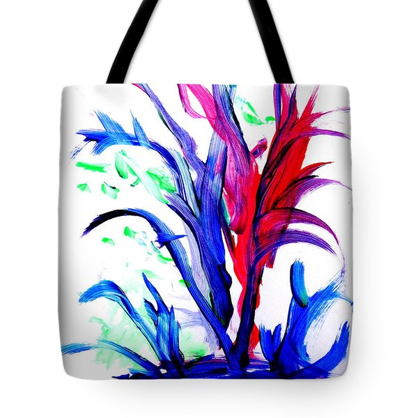 Ti Tote Bag by Fred Wilson