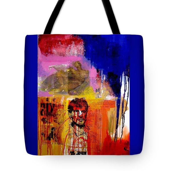Ti Jean Tote Bag by James Gallagher