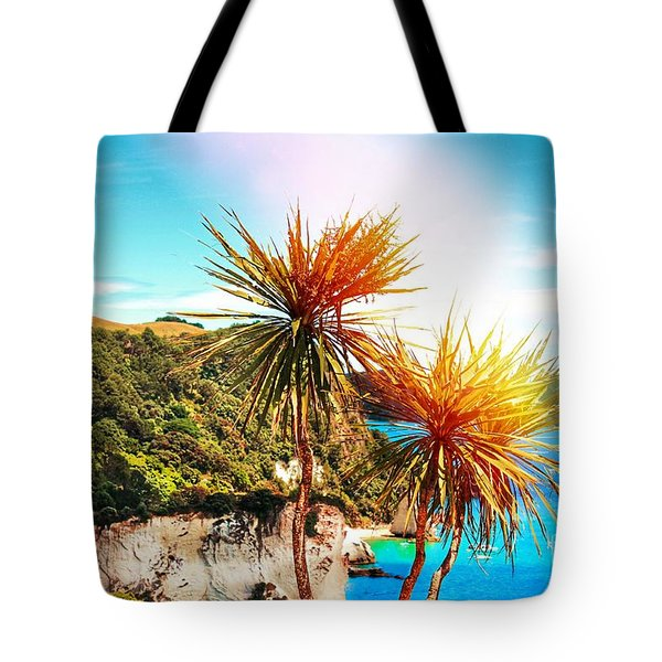 Tote Bag featuring the photograph Ti Kouka by Helge