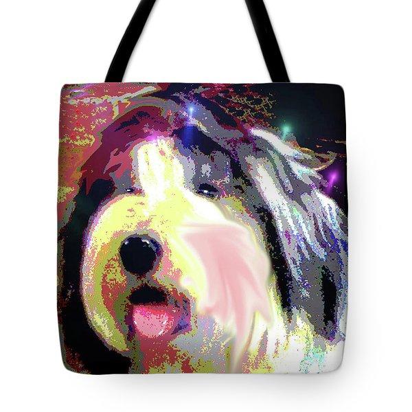 Tia Tote Bag by Alene Sirott-Cope