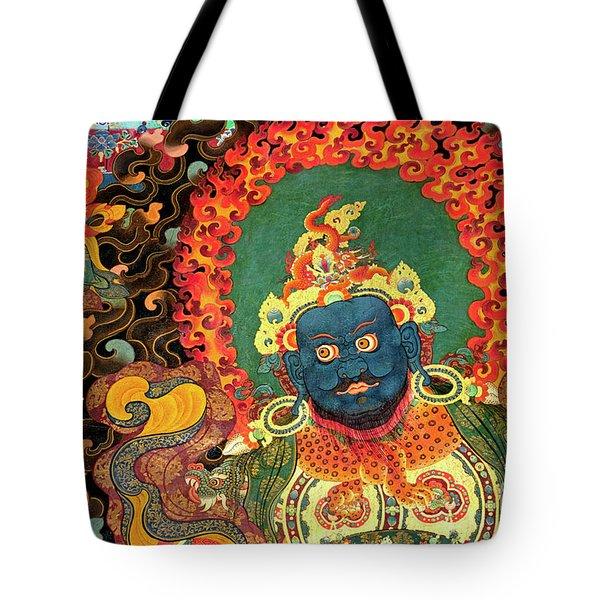 Tibet_163-7 Tote Bag