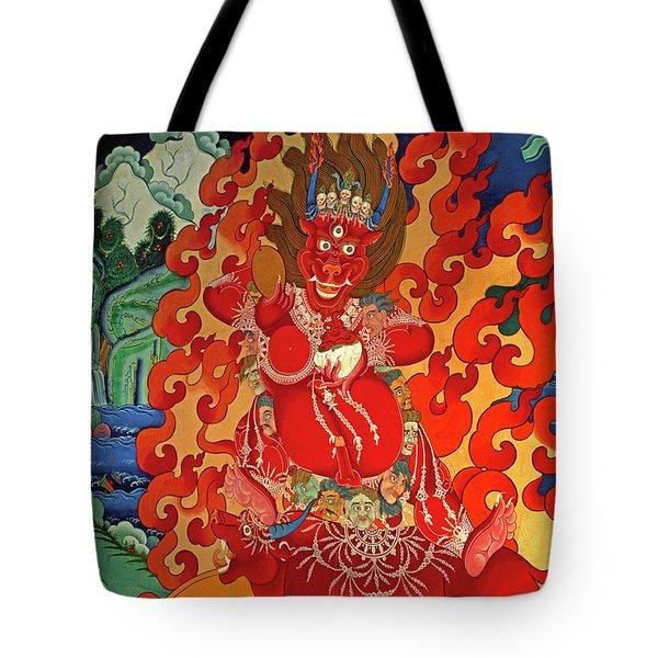 Tibet_190-12 Tote Bag